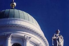 Helsingin Tuomiokirkon kupoli