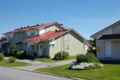 TVT-Asuntojen talot Vaalassa
