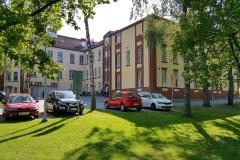 Turun kaupunginsairaala rakennus 5, julkisivusaneeraus