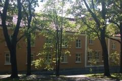 Servicehuset Hemmet, julkisivusaneeraus