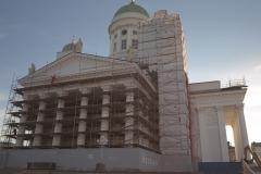 Helsingin tuomiokirkon julkisivusaneeraus