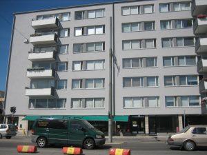 eristerappauskohde Linnankatu 37b, Turku